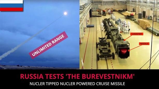 Nga khiến Mỹ sốc về tên lửa Burevestnik