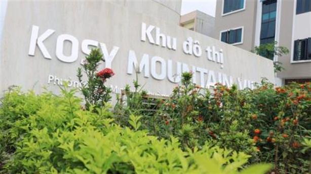 Tranh cãi pháp lý dự án Kosy Mountain View Lào Cai