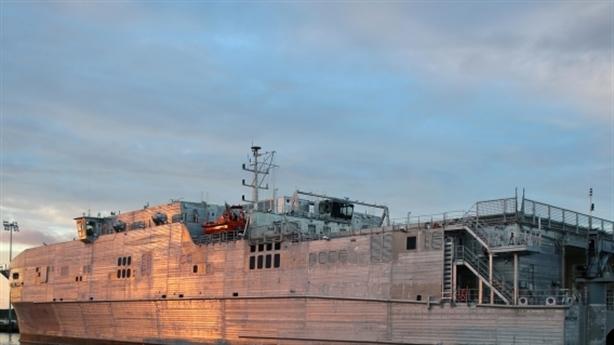 Nga giám sát chặt USNS Yuma đang vào Biển Đen