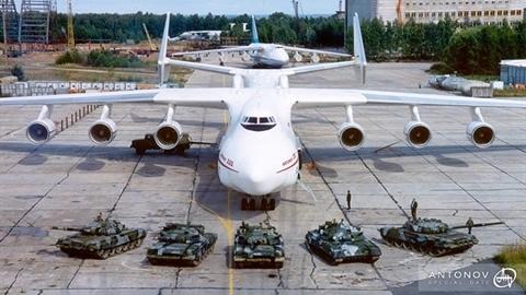 Trung Quốc không có được chiếc An-225 dở dang của Ukraine?
