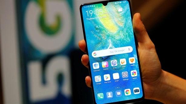 Mỹ hụt hơi trong cuộc đua 5G với Trung Quốc