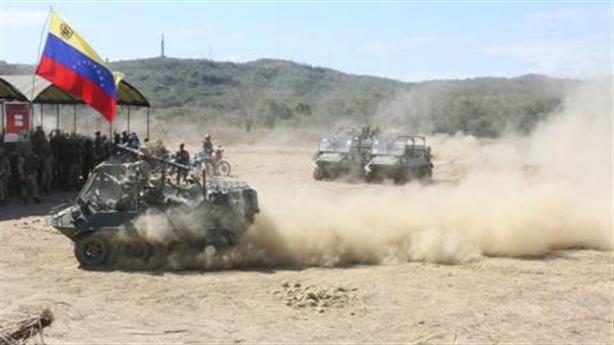 Mỹ kích hoạt TIAR, 15 vạn quân Venezuela sẵn sàng hành động