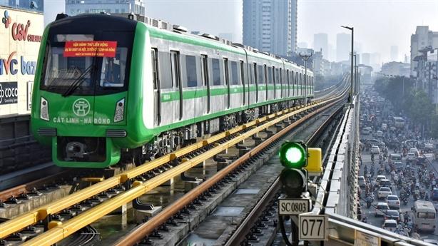 Đường sắt Cát Linh-Hà Đông: 'Tối hậu thư' cho tổng thầu