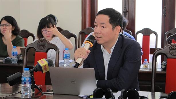 'Chúng tôi thấy sốc quá trình chuyển đổi đất ở Việt Nam'
