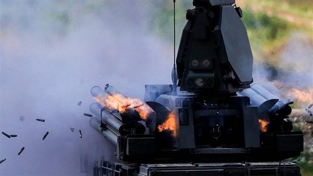 Nga công bố video Pantsir-S1 chặn loạt UAV tấn công Hmeymim