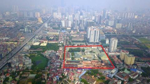 Di dời nhà máy Rạng Đông: Đất vàng đừng xây cao ốc!