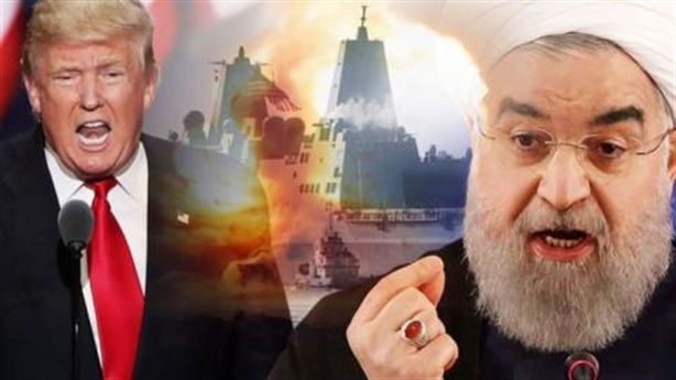 Mỹ - Iran đấu nhau bằng hỏa lực miệng