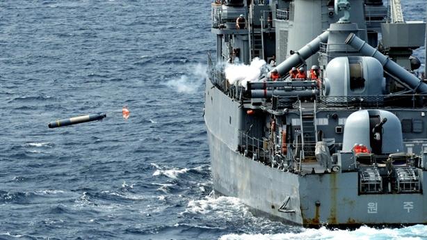 Ngư lôi tốc độ cao: Shkval của Nga chỉ đứng thứ 2