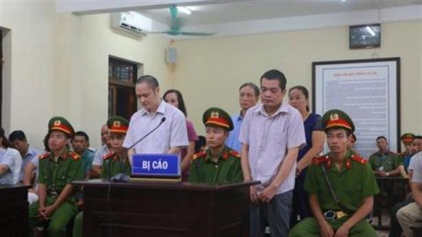 Ai vắng mặt trong phiên xử sửa điểm thi ở Hà Gian