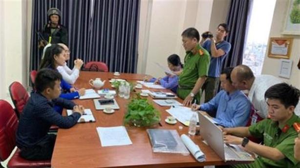 Bắt giam nhiều lãnh đạo địa ốc Alibaba