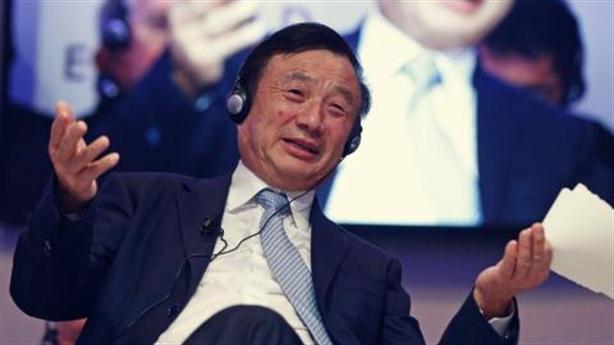 CEO Huawei: Lệnh cấm của Mỹ khiến chúng tôi mạnh hơn