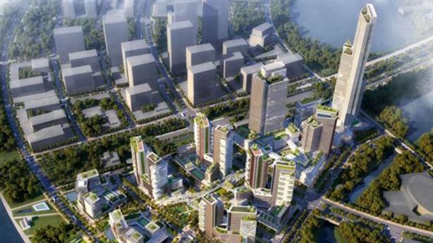 Đấu giá đất Thủ Thiêm có khu hơn 11 triệu/m2: Xem lại