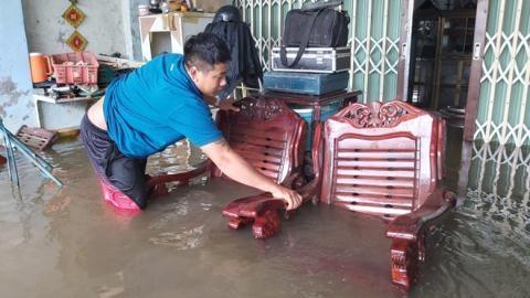 Phú Quốc lại ngập vì mưa: Lời hứa chưa tròn