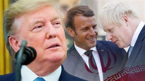 Mỹ lâm thế bí vì EU?