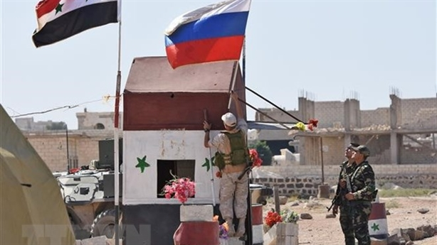Nga bồi hồi kể về sự thần kỳ ở Syria