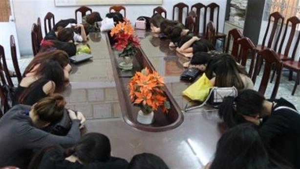 Chủ khách sạn Bavico chứa mại dâm:Thống kê lượt bán dâm