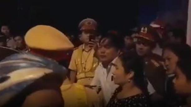 Xác minh việc Chủ nhiệm UBKT ở Hà Tĩnh gây tai nạn