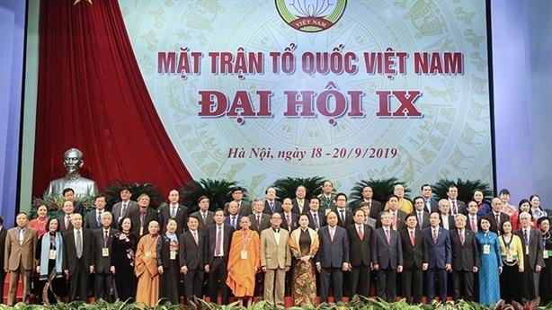 Đại hội MTTQ VN: Tăng cường vai trò phản biện xã hội