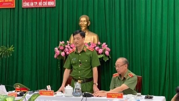 Thứ trưởng Công an chỉ chiêu lừa đảo của Địa ốc Alibaba