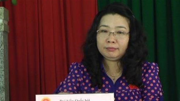 Bộ Nội vụ xem xét xử lý bà Hồ Thị Cẩm Đào