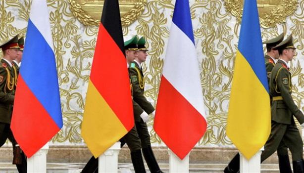 Kiev giành nỗ lực mới cho cuộc họp Bộ Tứ Normandy