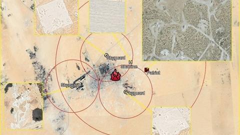 Không chỉ Patriot, Oerlikon Skyguard của Saudi Arabia cũng bị qua mặt
