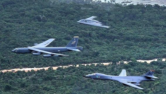 Tướng Mỹ lo sợ không quân tụt hậu trước Nga-Trung