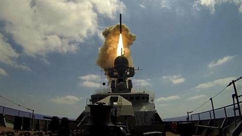 Tên lửa hành trình Kalibr được nâng cấp theo 'kinh nghiệm Syria'