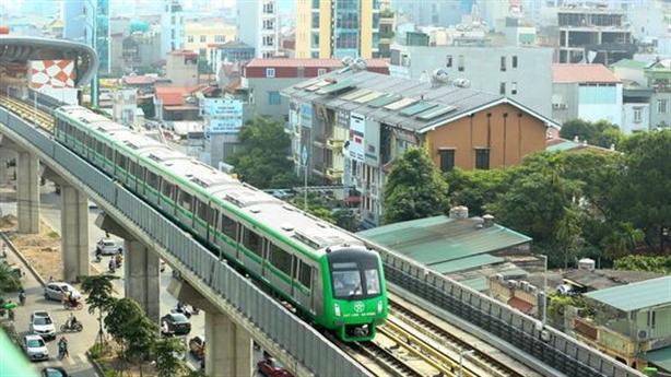 HN báo cáo Ban Bí thư về đường sắt Cát Linh-Hà Đông