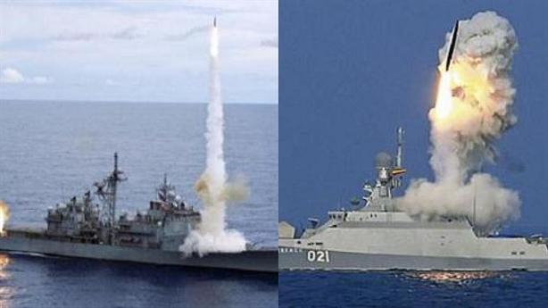 Ông Shoigu: Chiến trường Syria giúp Nga hoàn thiện Kalibr