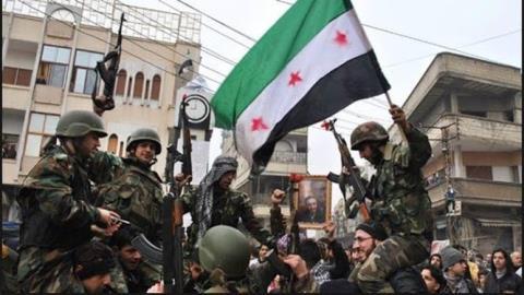 Phiến quân lộ kế hoạch khủng ở miền nam Syria