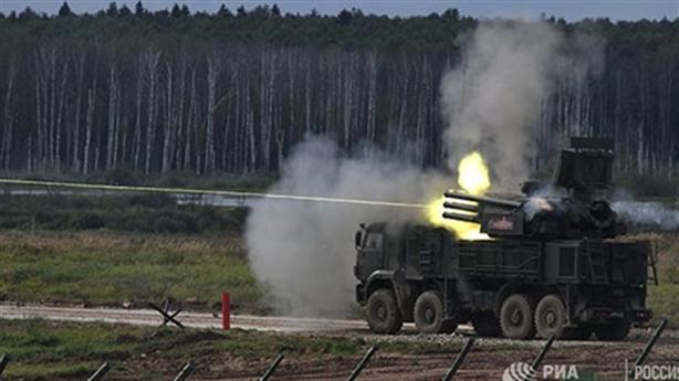 UAV tầm xa tấn công căn cứ Nga Hmeymim