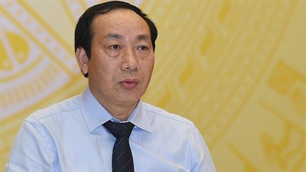 Xóa tư cách nguyên Thứ trưởng Bộ GTVT ông Nguyễn Hồng Trường