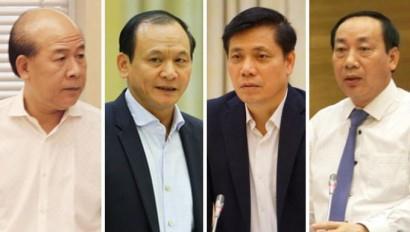 Thủ tướng kỷ luật loạt lãnh đạo: Lời thừa nhận...