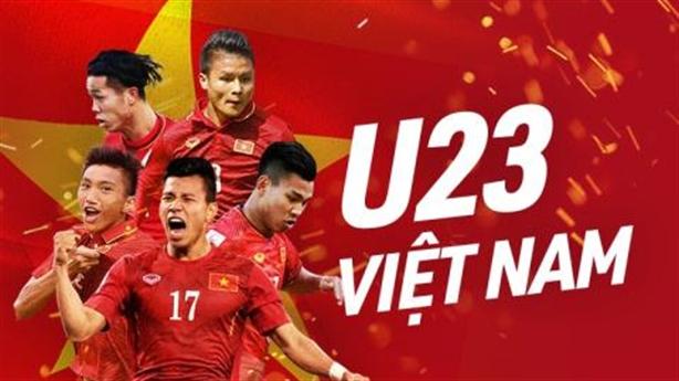 U23 Việt Nam vào nhánh đấu các đội mạnh nhất Châu Á