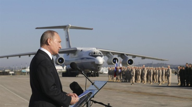 Nga lại rót thêm tiền đầu tư quân sự ở Syria
