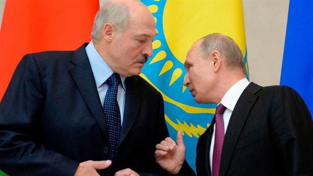 Tổng thống Belarus nói lời tốt đẹp về ông Putin