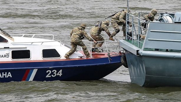 Nga bắt liền 3 tàu cá Triều Tiên