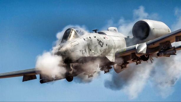 Nguyên nhân Mỹ loại bỏ chục triệu viên đạn của A-10