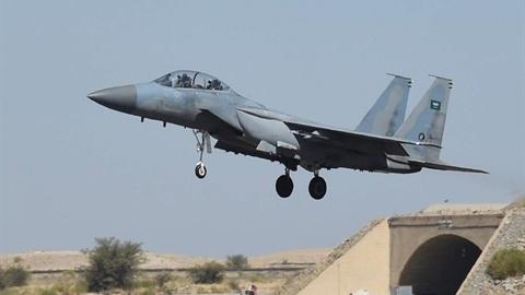 Saudi Arabia lần đầu tấn công lực lượng Iran tại Syria?