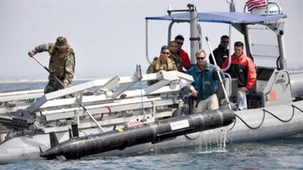 Mỹ trang bị UUV lặn sâu 6km tóm tàu ngầm đối phương