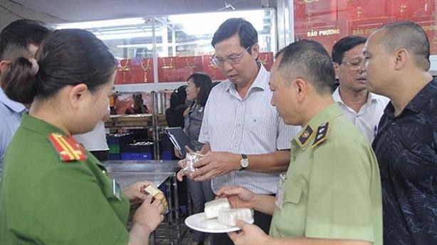 Hà Nội không phát hiện sự cố mất ATTP dịp Trung thu