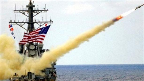 Nóng: Mỹ điều tàu mang Tomahawk vào Địa Trung Hải