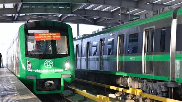 Tuyến Cát Linh - Hà Đông trễ hẹn: Vướng ở hồ sơ