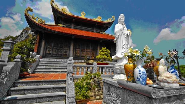 Hòa Bình xin xây khu tâm linh khủng trên đất lúa