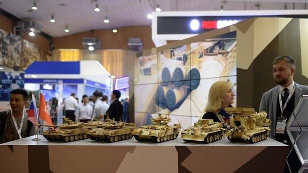 Nga mang 'Kẻ hủy diệt' đến chào hàng tại Việt Nam