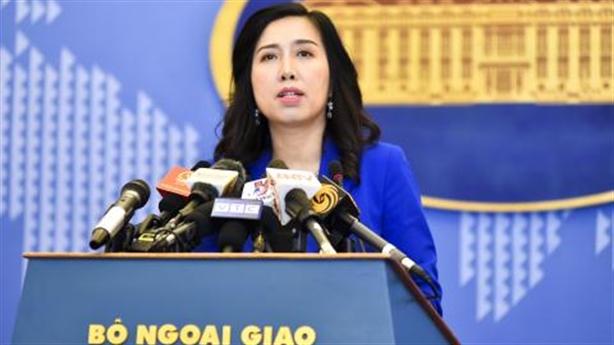 Tàu Trung Quốc tiếp tục xâm phạm biển Việt Nam