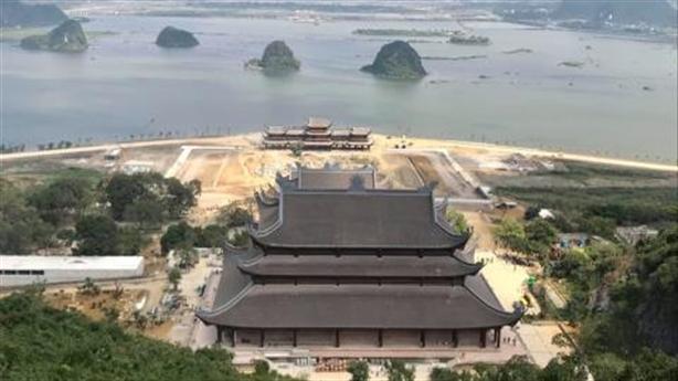 Hòa Bình xây khu tâm linh khủng: Đất lúa đã ít...