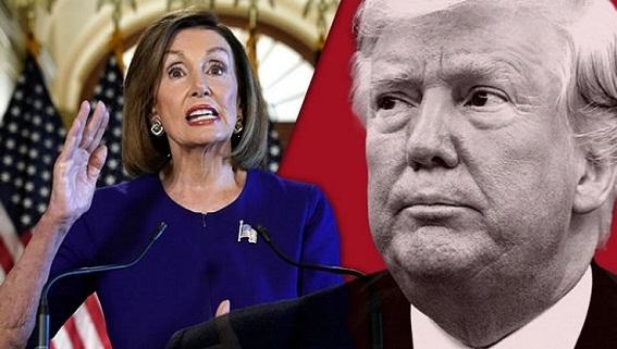 Đảng Dân chủ đòi phế truất Tổng thống: Trúng kế ông Trump?