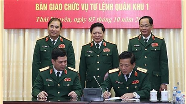 Điều động, bổ nhiệm nhân sự cao cấp của quân đội